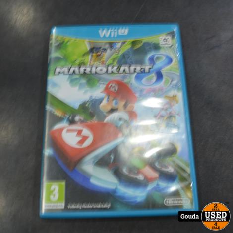 Wiiu game Mario kart 8