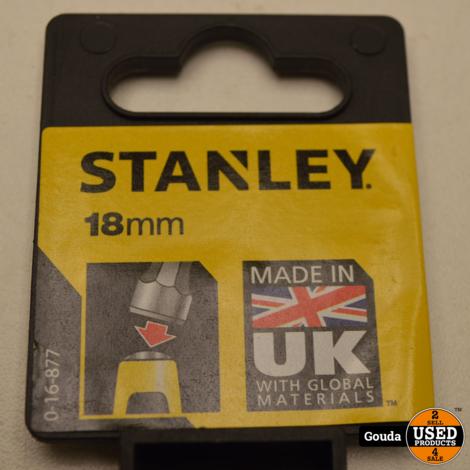 Stanley 0-16-877 Steekbeitel Dynagrip 18mm NIEUW