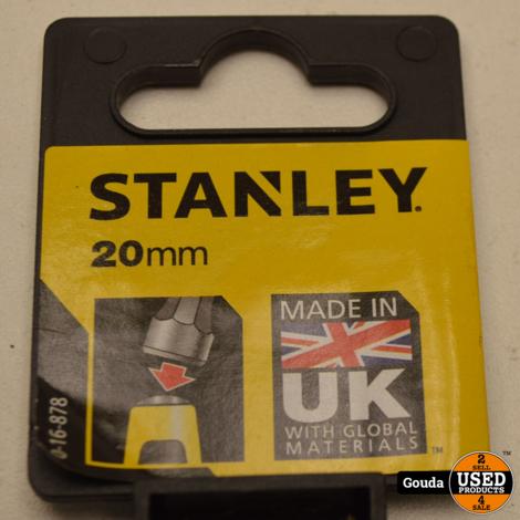 Stanley 0-16-878 Steekbeitel Dynagrip 20mm NIEUW