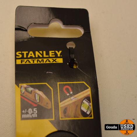 Stanley Fatmax 0-43-603 Torpedeo Waterpas NIEUW