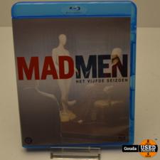 BluRay MadMen Het Vijfde Seizoen NL ondertiteld