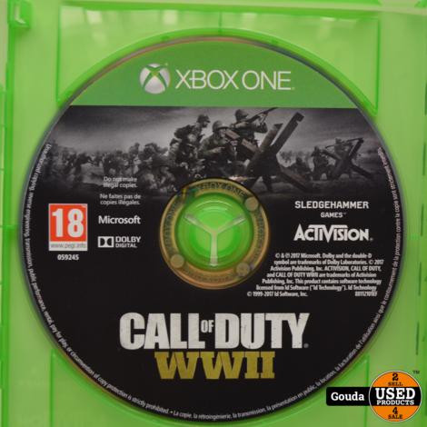Xbox One game Call of Duty WW II (2)
