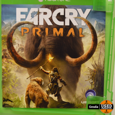 Xbox One game Farcry Primal