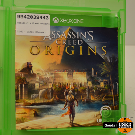 XBox One game Assassin's Creed Origins