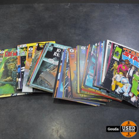 The art of star wars comic collectable 100 kaarten