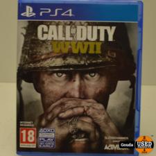 PS4 game C.o.D. WW II (2)