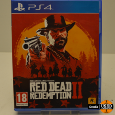 PS4 game Red Dead Redemption II (2)