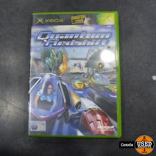 Xbox classic game Quantum redshift