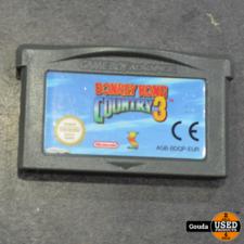 Game boy advance game Donkey kong country 3