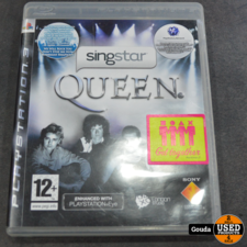 playstation 3 game sing star queen