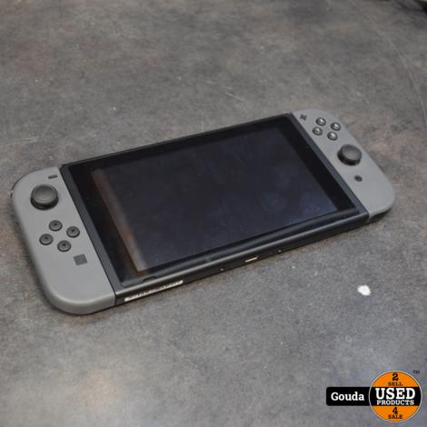Nintendo Switch Model 2020 Black/Gray in zeer nette staat