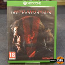 Xbox One Metal gear solid The Phantom Pain