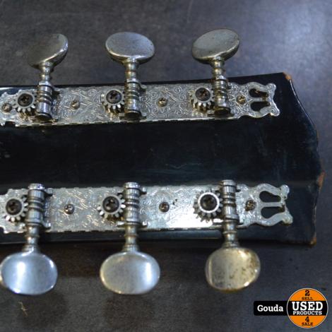 Maya Vintage gitaar japan Les Paul model met koffer
