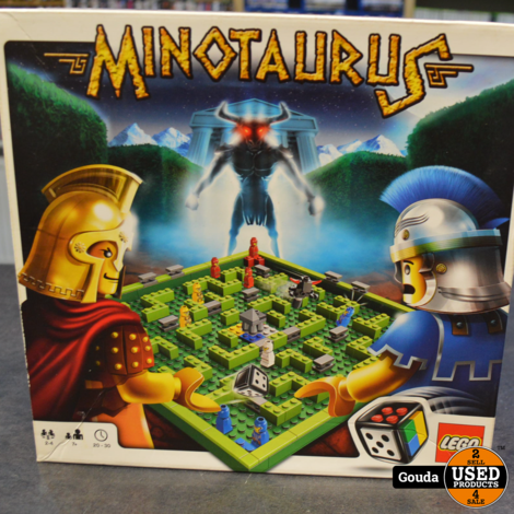 LEGO bordspel Minotaurus