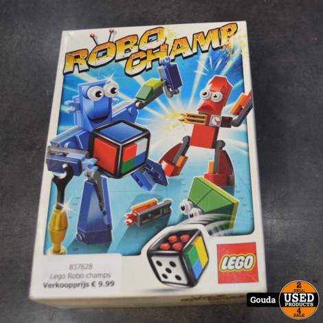 LEGO bordspel Robo Champ