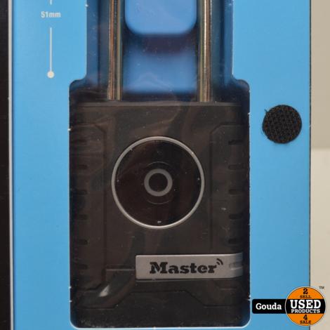 Master Lock Smart 4401DLH Hangslot OUTDOOR met BlueTooth NIEUW in doos