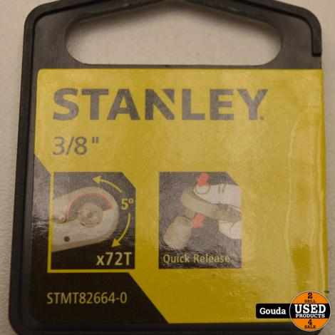 Stanley STMT82664-0 RATEL 3/8 Inch 72T NIEUW