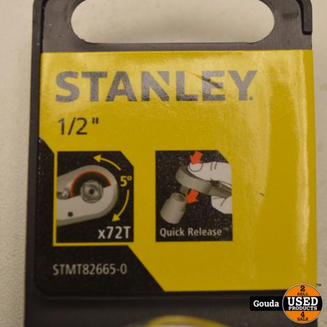 Stanley STMT82665-0 RATEL 1/2 Inch 72T NIEUW