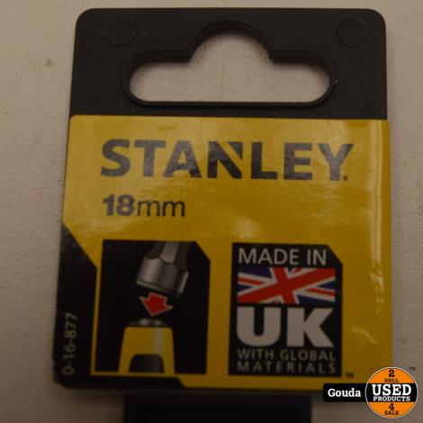 Stanley 0-16-877 Steekbeitel Dynagrip 18 mm NIEUW