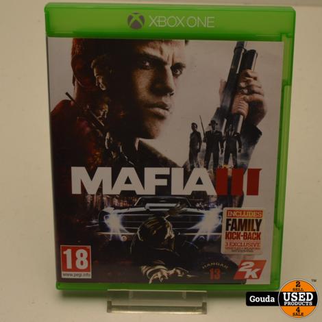 Xbox One game Mafia 3 (III)