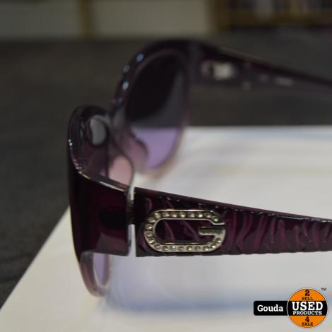 guess 7173pur52 zonnebril