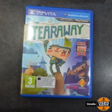 PSVita game tearaway