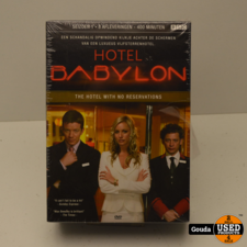 Dvd box Hotel Babylon seizoen 1 NIEUW in seal
