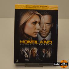 Dvd box Homeland seizoen 2 NIEUW in seal