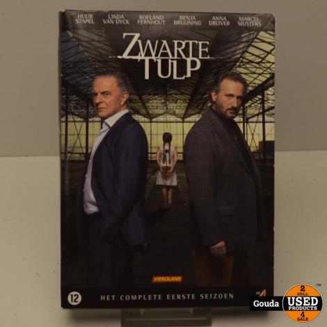 Dvd box Zwarte Tulp seizoen 1