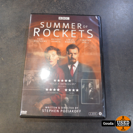 Dvd box Summer of rockets