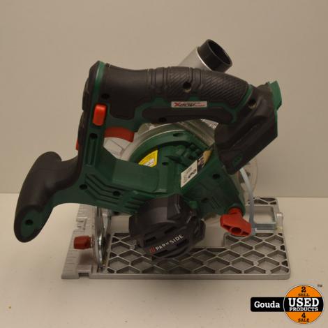 Parkside PHKSA 20-LiA1 Handcirkelzaag met 1 accu 20 V, oplader en koffer