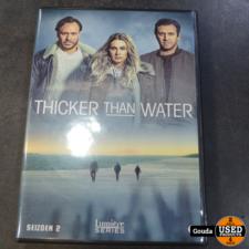 Dvd box Thicker than water seizoen 2