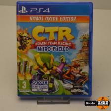 PS4 game CTR Crash Team Racing Nitro Fueled