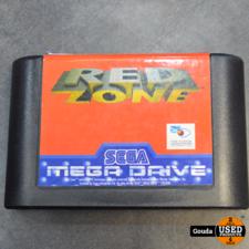 Sega mega drive game Red zone