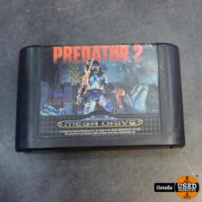 Sega mega drive game Predator 2
