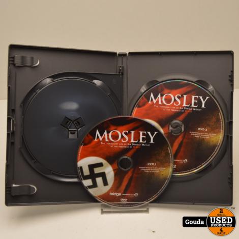 DVD Miniserie Mosley 2 dvd's