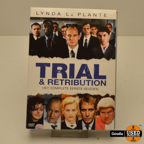 Dvd Box Trial & Retribution - Seizoen 1