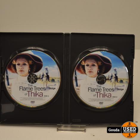 DVD Box The Flame Trees of Thika miniserie
