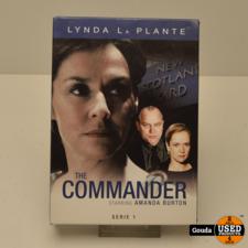 DVD Box The Commander serie 1