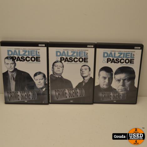 DVD Box Dalziel & Pascoe serie 1