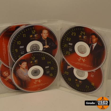DVD Box 24 Seizoen 1