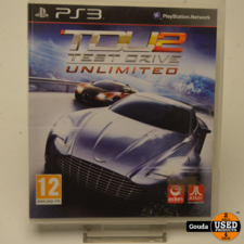 PS3 game TDU2 Test Drive Unlimited