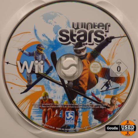 Wii game Winter Stars