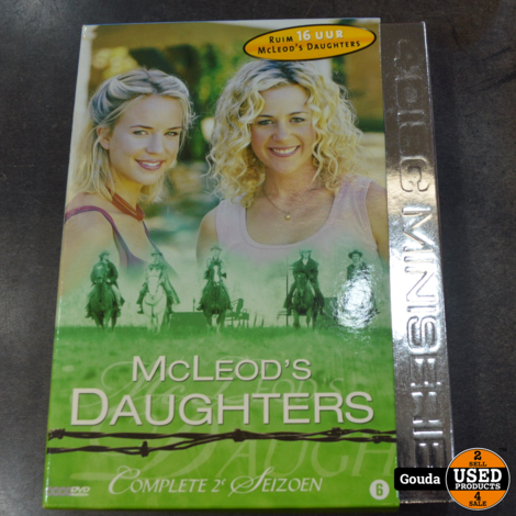 Dvd box MC leods daughter seizoen 2