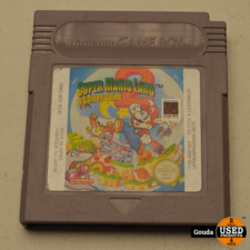 Gameboy game Super mario land 2
