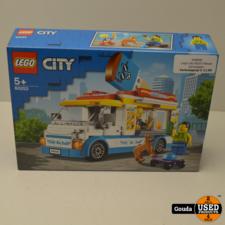 lego Lego City 60253 IJscowagen Nieuw in ongeopende doos