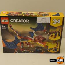 lego Lego Creator 31102 3 IN 1 Nieuw in ongeopende doos