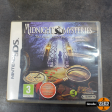 Ds game Midnight mysteries