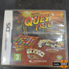 Ds game The quest trio