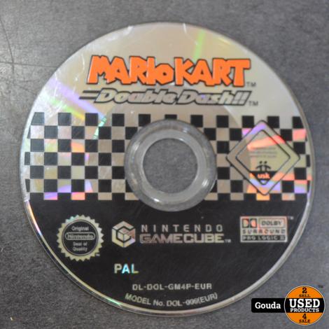 Game Cube spel MarioKart LOS spel
